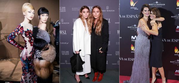 19х2 сестри, 19х2 модни икони: Кои са най-стилните сестрински двойки на всички времена?