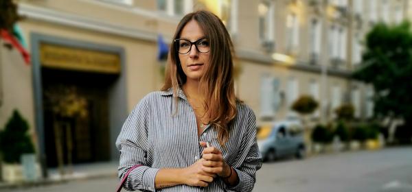 Sofia Street Style: Силвана от сутрин до вечер