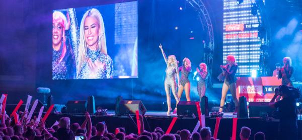 Грандиозен финал на Coca-Cola The Voice Happy Energy Tour 2019 в София