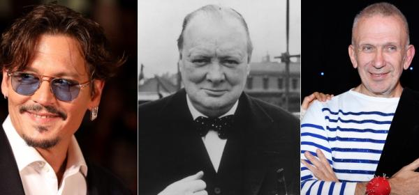 Джони Деп, Уинстън Чърчил и Жан-Пол Готие - кой още УСПЯ И БЕЗ УЧИЛИЩЕ