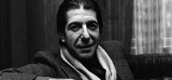 Thanks For The Dance: албум с неиздавани песни на покойния Ленард Коен