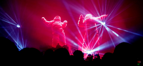 Last night was EPIC: The Chemical Brothers - Love is ALL!