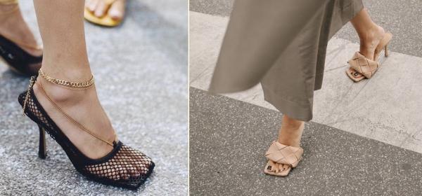 Trend report: Хей квадратни обувки, хей ги две!
