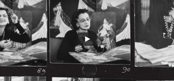 Джаки О. и Кейт Мос в късометражния филм на София Копола за Chanel