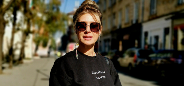 Sofia Street Style: Loving Сирануш