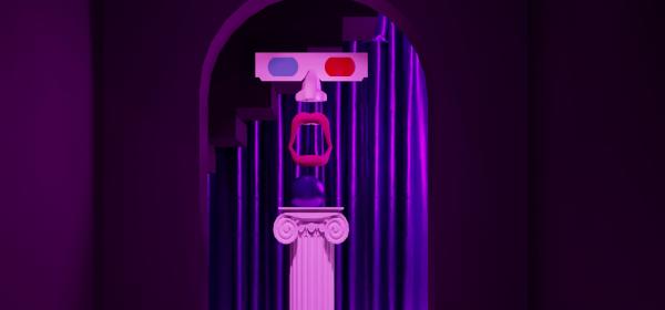 Urbanites: Neon Dancing at EXE CLUB - интерактивно събитие с танц, дигитално изкуство и 80-тарска музика