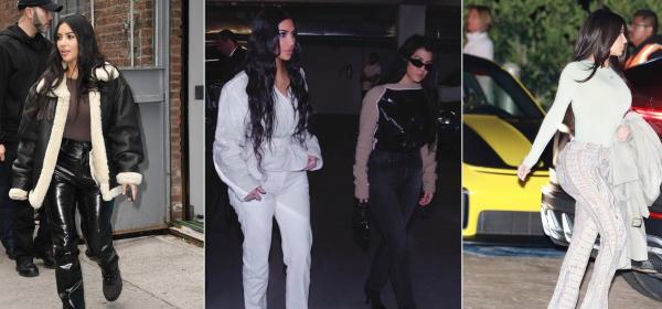 На Ким не й отиват панталони - причините са пет