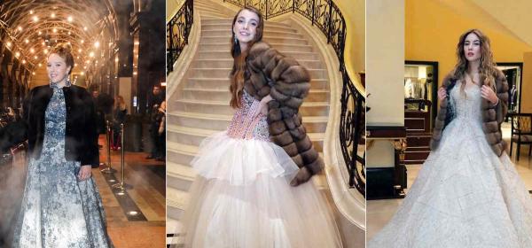 Приказка за съвременните руски принцеси