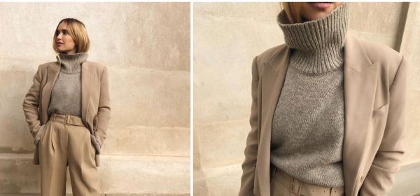 Стил урок на седмицата: с душа на минималист и гардероб на стилист