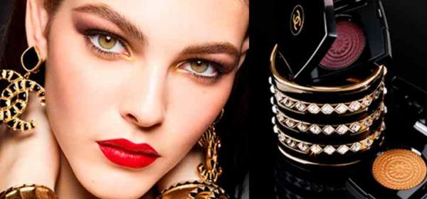 We love: Les Ornements De Chanel, новогодишната грим колекция на Шанел