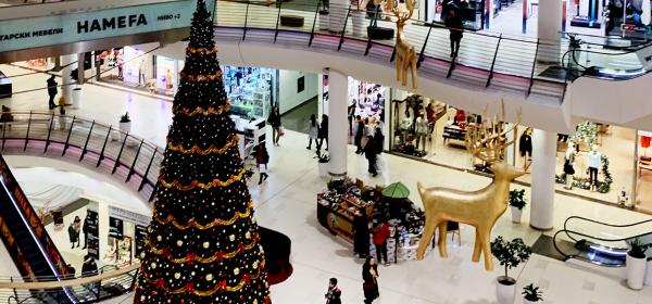 Един ден, един (Bulgaria) Mall - всички Коледни подаръци. Мисията възможна? И още как!