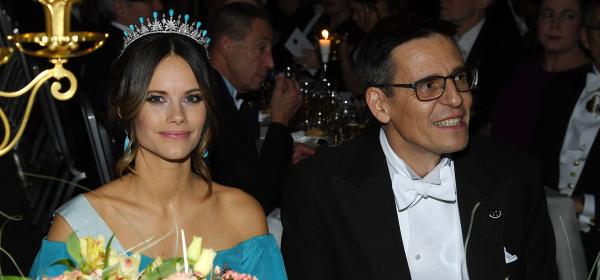 Красота на Нобеловите награди - принцесите София, Виктория и Мадлен, и кралица София