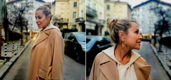 Sofia Street Style: All About That Beige