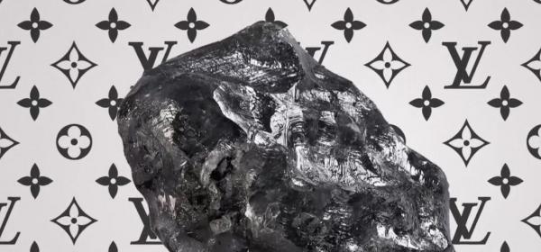 #TheLatest: Louis Vuitton купи най-големия необработен диамант в света