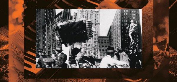 Класическо нямо кино с джаз на живо