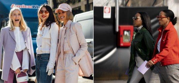Шестте отличителни белега на миланския street style