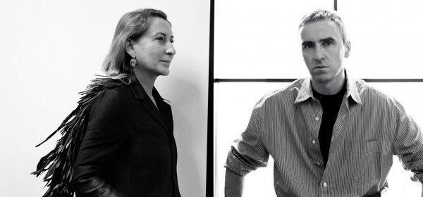 #PowerDuo-то Миуча Прада и Раф Симънс: какво да очакваме от партньорството