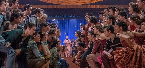 West Side Story на Стивън Спилбърг - новият прочит на шедьовъра, първи кадри