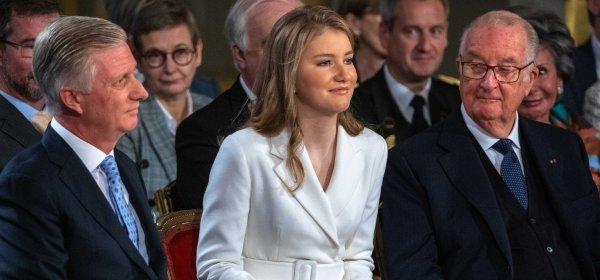 Бъдещата белгийска кралица постъпи във военна академия