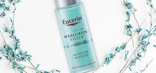 WIN IT! Супергероят на нашето време: Eucerin® Hyaluron-Filler - ултралек хидратиращ гел