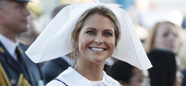 Запознайте се: влюбчивата Маделин, шведската принцеса-бунтар
