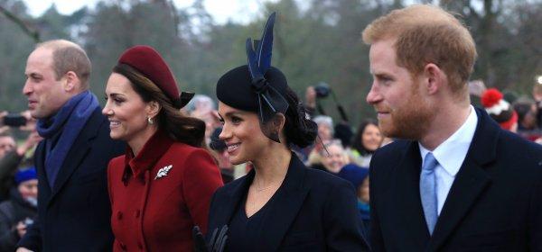Нова книга за Британската монархия разказва за непреодолимия конфликт между Уилям, Кейт, Хари и Меган