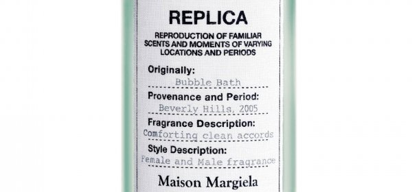 REPLICA, парфюм с аромат на топла вана от Maison Margiela
