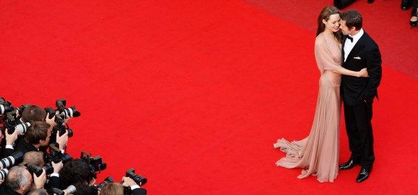 Брад Пит и Анджелина Джоли партнират щастливо след