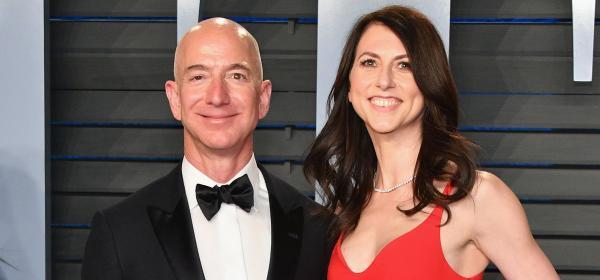 Бившата на Безос дари $1.7 милиарда за благотворителност, смени фамилията - стана