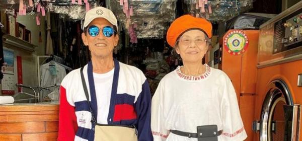 Тези тайвански баба и дядо са дефиницията на #couplegoals