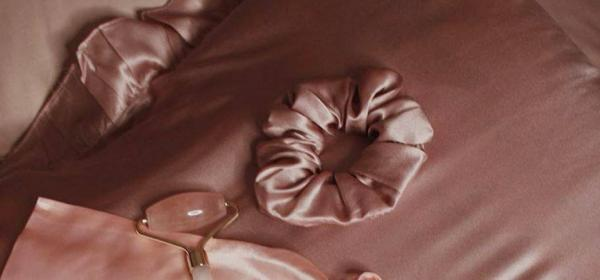 Silk scrunchies? Yes, please!