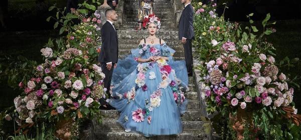 Madonna mia: има такова ревю, висша мода 2020 от Dolce&Gabbana