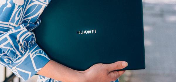 Изумрудено зелената история на Huawei MateBook X Prо