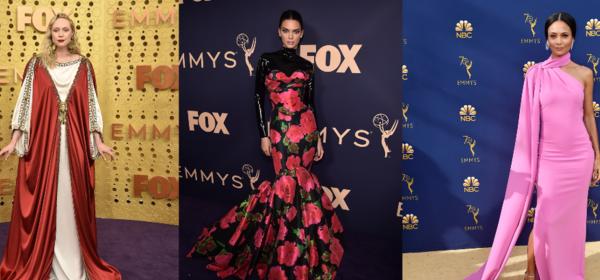Помните тези 42 рокли, нали? Най-доброто от червения килим на наградите Emmy от последните 15 издания