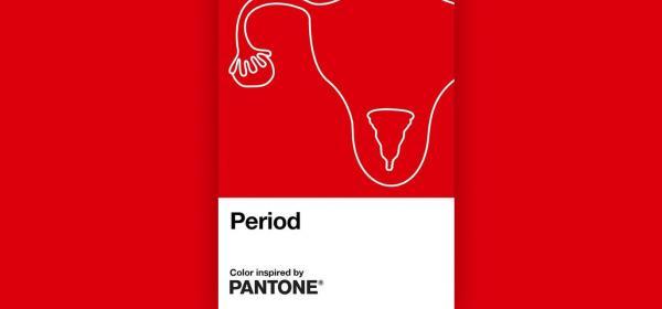 Какво ново: менструално червено, новият цвят на  Pantone
