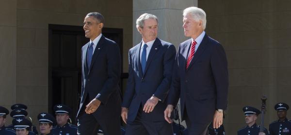 Президентите Буш, Клинтън и Обама се ваксинират първи, целта - да докажат, че ваксината срещу КОВИД-19 е безопасна