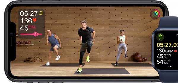 Ясно е, че ще се тренира! С новата фитнес платформа на Apple нещата са неизбежни