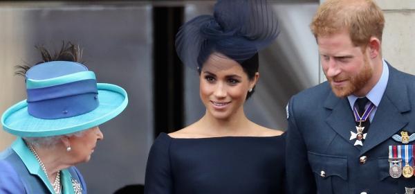 Кралицата се изказа окончателно: Меган и Хари от днес не са кралски особи!