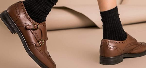 Еволюция на вечността: красивата обувка Monk