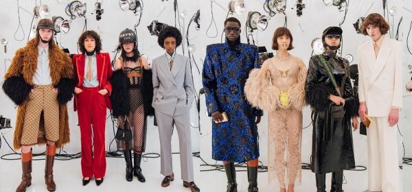 Gucci Resort 2022: Секс, езда, съвършенство, 100 години Gucci