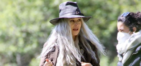 Сивата коса на Моника Белучи - хубавото си е хубаво