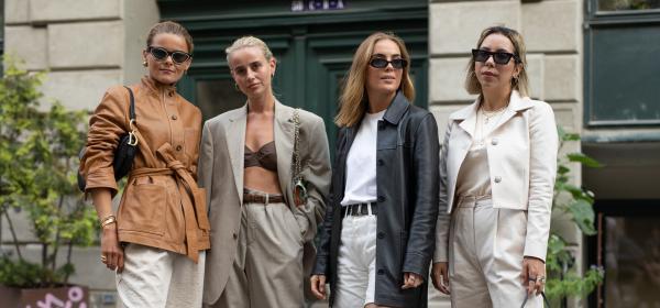 Най-модерните жени, скандинавките, и какво точно носят тази пролет