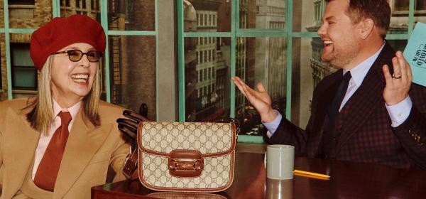 Даян Кийтън, Хари Стайлс и кой още е в новата Talk Show кампания Gucci Beloved