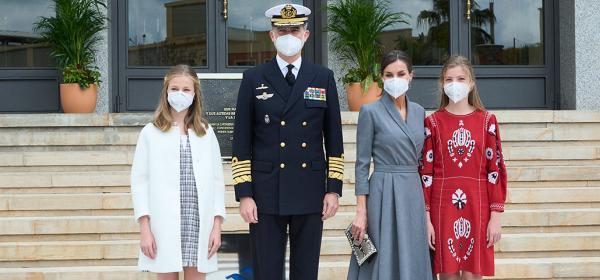We love: испанското кралско семейство в пълен блясък