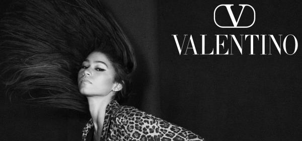 We Love: Леопардова Зендая в новата кампания на Valentino