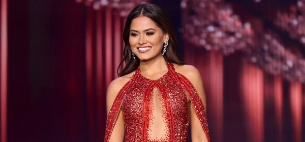Мис Мексико е Мис Вселена 2021