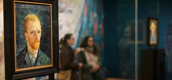 С ухание на изкуство: ароматите на Ван Гог