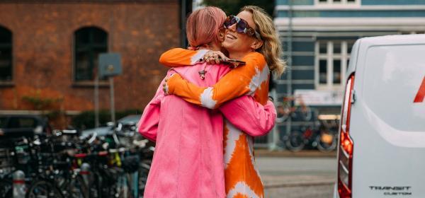 Street Style вдъхновения: 2022 Spring модна седмица в Копенхаген