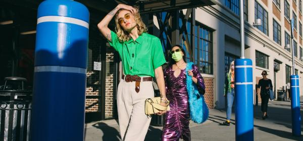 Street Style вдъхновения: Седмица на модата в Ню Йорк SPRING 2022