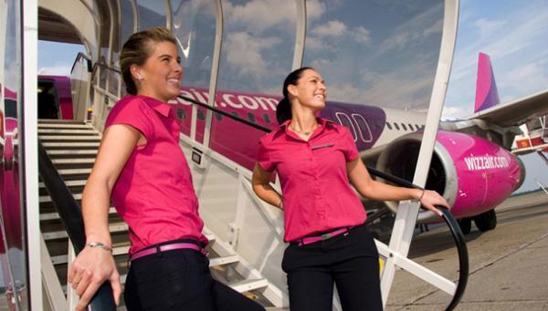 Wizz Air предоставя интернет чекиране от София